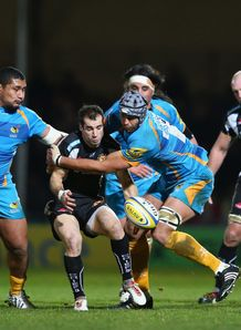 Haydn Thomas Exeter v Wasps 2012