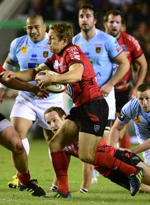 Johnny Wilkinson Toulon v Perpignan