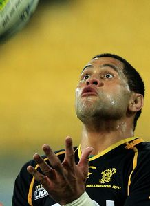 Lua Lokotui Wellington Lions ITM Cup 2012