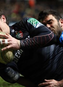 Matt Smith Treviso Try
