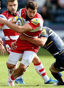 SKY_MOBILE Jonny May - Gloucester Aviva Premiership