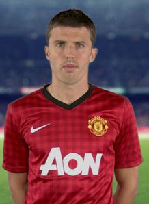 Picture of Michael Carrick