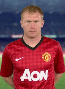 Picture of Paul Scholes
