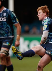 Rhys Patchell Cardiff Blues 2012