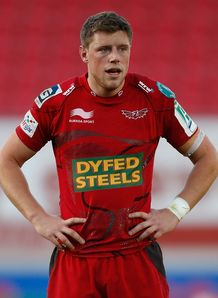 Rhys Priestland 2012