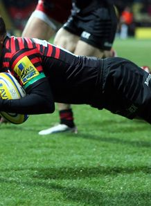 Richard Wigglesworth Saracens Aviva Premiership