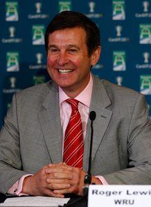 Roger Lewis WRU CEO 2010