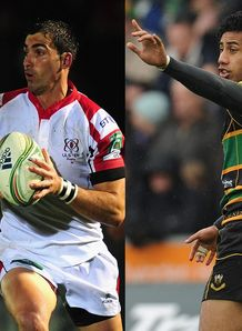 Ruan Pienaar and Ken Pisi split