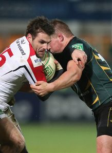 Saints v Ulster Payne Hartley