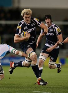 Sale v Worcester Richie Gray