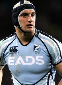 SKY_MOBILE Sam Warburton - Cardiff Blues RaboDirect