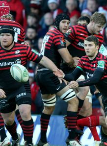 Saracens Richard Wigglesworth