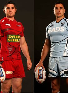 Scarlets v Cardiff Blues box