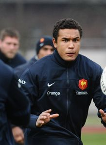 Thierry Dusautoir France training 2012