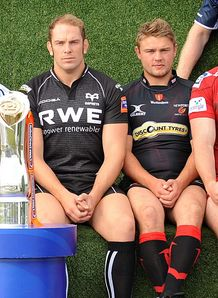 Welsh Pro12 teams launch