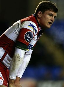 Freddie Burns Gloucester