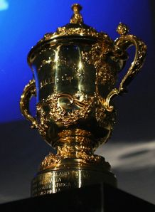 Rugby World Cup Webb Ellis Trophy
