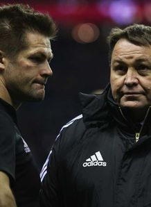 SKY_MOBILE Steve Hansen and Richie McCaw - New Zealand - 1/12/12