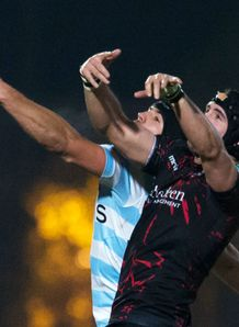 Racing Metro v Edinburgh Heineken Cup - round three