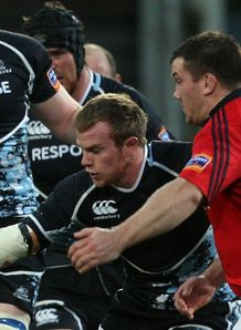munster v glasgow