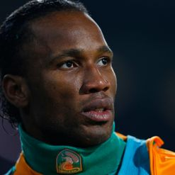 Drogba: Still drawing the big names