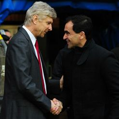 Wenger & Martinez: Share a moment