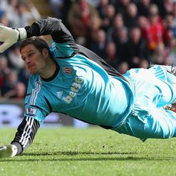 Begovic: Focused solely on Potters