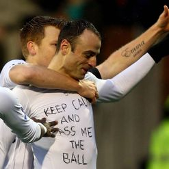 Berbatov: Pass me the ball
