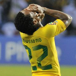 Moussono: Ineligible for Gabon