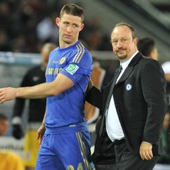 Cahill: Giving Benitez his full backing
