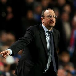 Benitez: May field a weakened team