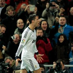 Ronaldo: Opened the scoring