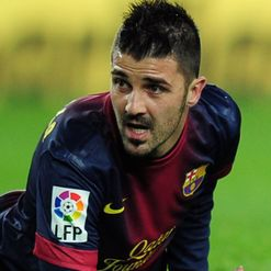 Villa: Injury concern for Barca