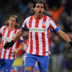 Falcao: May be staying put