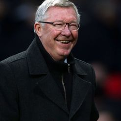 Ferguson: Happy with squad