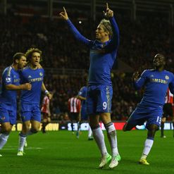 Torres: Bagged a brace