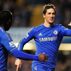 Torres: Role threatened by Ba