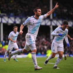 Lampard: two-goal hero