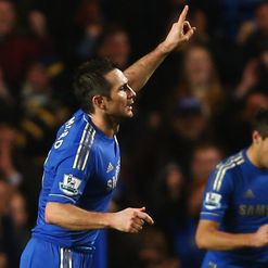 Lampard: Blues' all-time top scorer