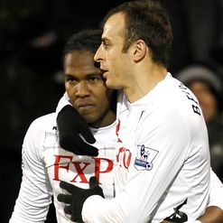 Rodallega and Berbatov