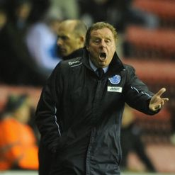 'Arry: Still desperate for a win