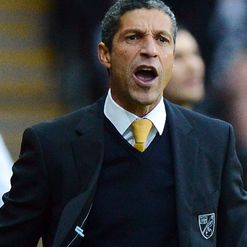 Hughton: In desperate need of a victory