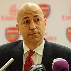 Gazidis: 'Not good enough'