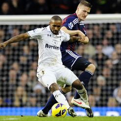 Defoe: Set to lead the line once again