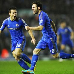 Mata: Amongst the goals