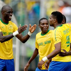 Mphela: Match-winning goal