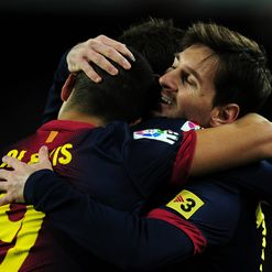 Messi: Another brace