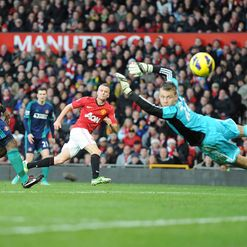 Cleverley: Superb finish