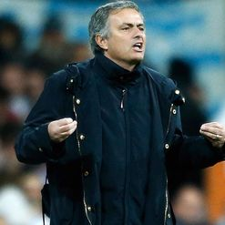 Mourinho: Facing the sack?