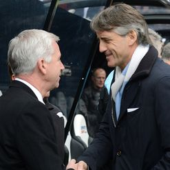 Pardew: Remains positive